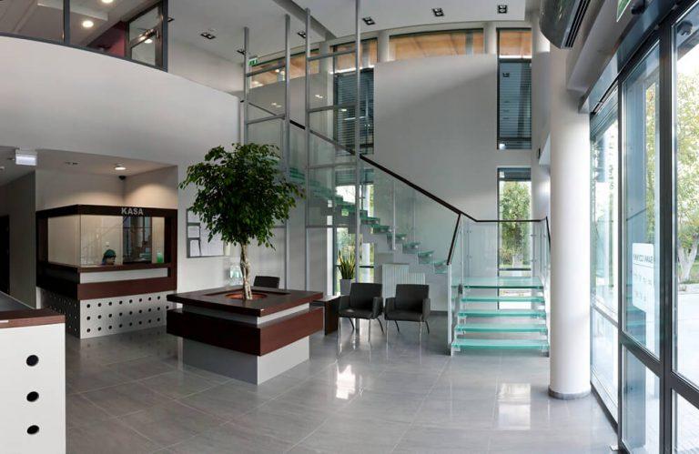 bank architektura wnętrz bełchatów